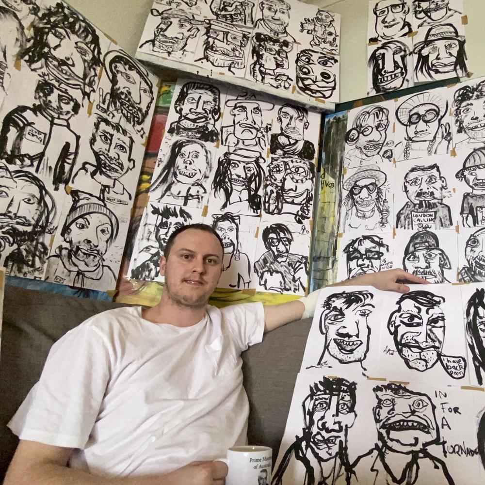 Gavin Coote artist