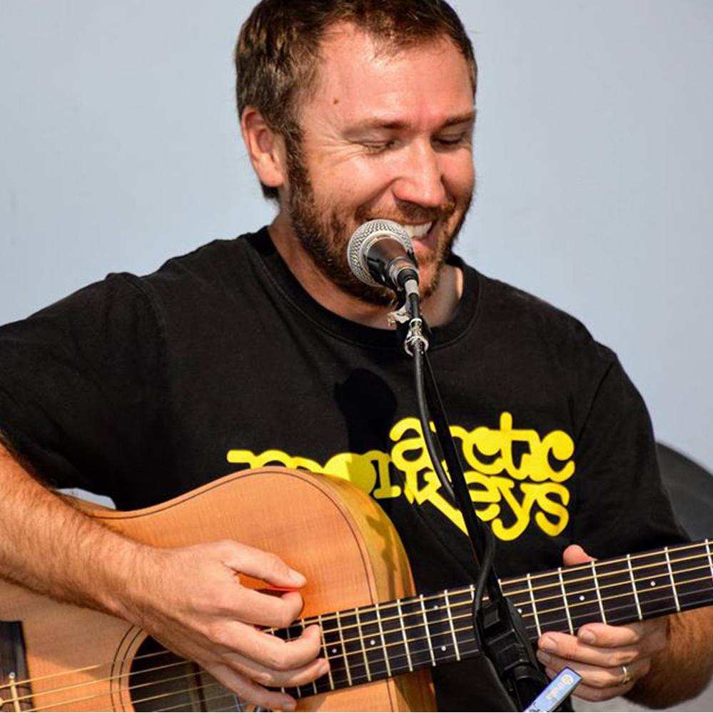Clinton Hoy musician